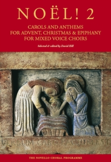 No l] 2 - Carols And Anthems For Advent, Christmas And Epiphany, Paperback Book
