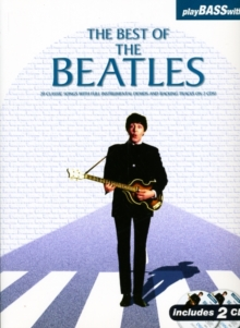 Play Bass with... the Best of the Beatles, Paperback Book