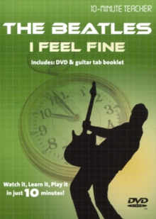 10-minute Teacher: The Beatles - I Feel Fine, DVD  DVD