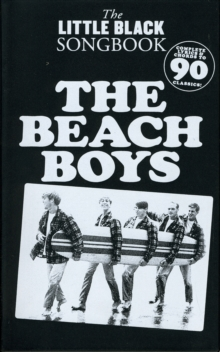 The Little Black Songbook : The Beach Boys, Paperback Book