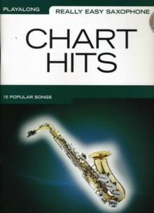 Really Easy Saxophone : Chart Hits, Paperback Book