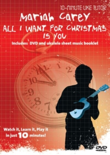 10-minute Uke Tutor: Mariah Carey - All I Want for Christmas..., DVD  DVD