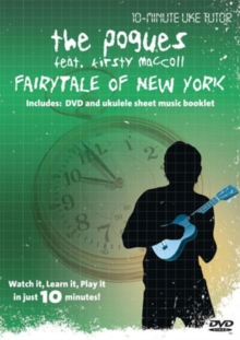 10-minute Uke Tutor: The Pogues - Fairytale of New York, DVD  DVD