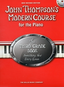 John Thompson's Modern Course Third Grade - Book/CD (2012 Edition), Paperback Book