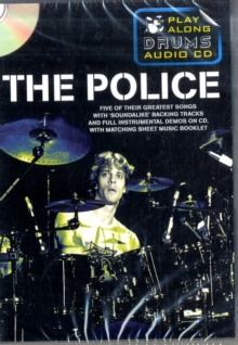 Play Along Drums Audio CD : The Police, Paperback Book