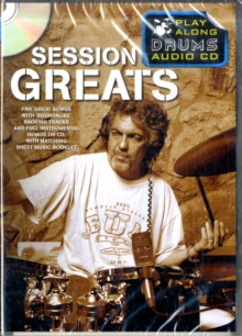 Play Along Drums Audio CD : Session Greats, Paperback / softback Book