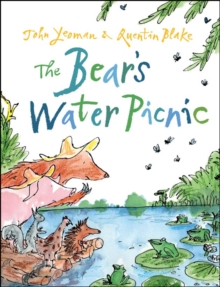 The Bear's Water Picnic, Paperback / softback Book