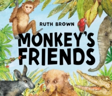 Monkey's Friends, Hardback Book