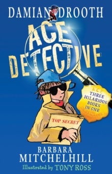 Damian Drooth Ace Detective, Paperback Book