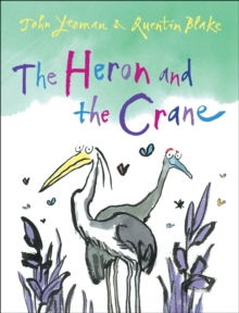 The Heron and the Crane, Paperback Book