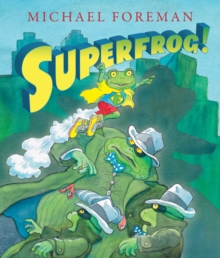 Superfrog!, Paperback / softback Book