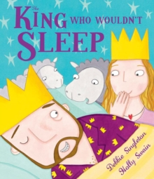 The King Who Wouldn't Sleep, Paperback Book