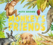 Monkey's Friends, Paperback Book