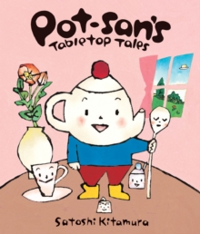 Pot-san's Tabletop Tales, Hardback Book