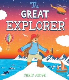 The Great Explorer, Paperback Book