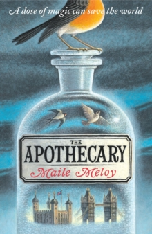 The Apothecary, Paperback Book