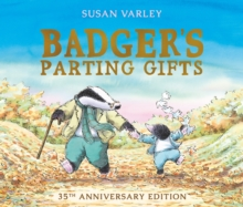 Badger's Parting Gifts, Paperback Book