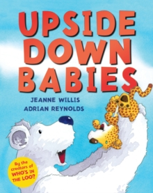 Upside Down Babies, Hardback Book