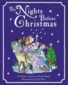 The Nights Before Christmas, Hardback Book