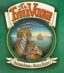 The Tyger Voyage, Paperback Book