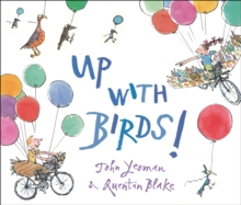 Up with Birds!, Paperback Book