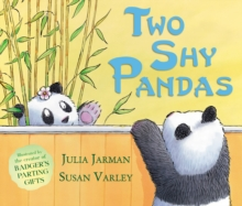 Two Shy Pandas, Paperback / softback Book