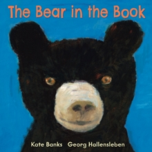 The Bear in the Book, Hardback Book