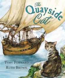 The Quayside Cat, Hardback Book