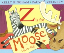 Z is for Moose, Paperback Book