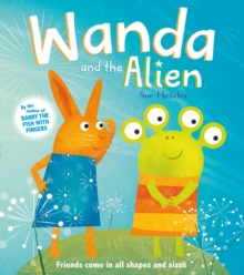 Wanda and the Alien, Paperback Book