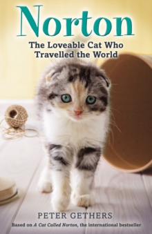 Norton, the Loveable Cat Who Travelled the World, Paperback Book