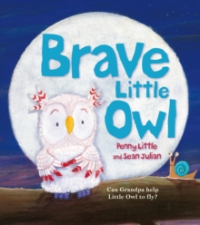 Brave Little Owl, Paperback Book
