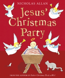 Jesus' Christmas Party, Paperback / softback Book