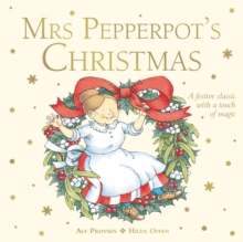 Mrs Pepperpot's Christmas, Paperback Book