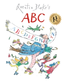 Quentin Blake's ABC, Paperback Book