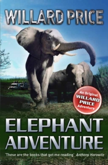 Elephant Adventure, Paperback Book
