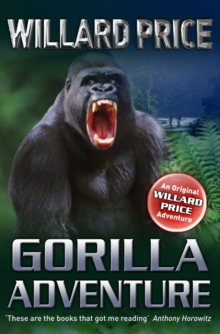 Gorilla Adventure, Paperback Book