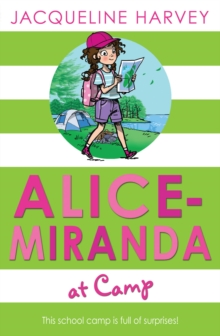 Alice-Miranda at Camp, Paperback Book