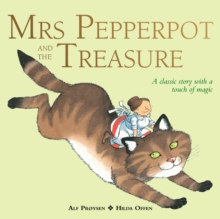 Mrs Pepperpot and the Treasure, Paperback Book