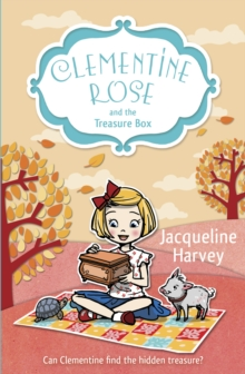Clementine Rose and the Treasure Box, Paperback Book