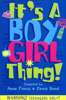 It's A Boy Girl Thing, Paperback / softback Book
