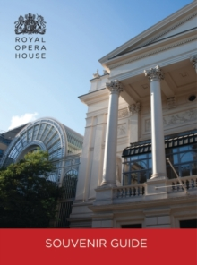 Royal Opera House Guidebook, Paperback Book
