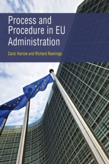 Process and Procedure in EU Administration, Paperback / softback Book