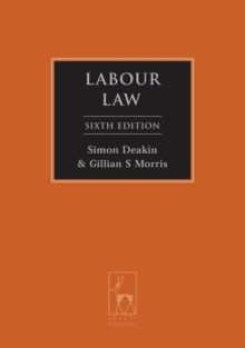 Labour Law, Paperback Book