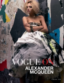 Vogue on: Alexander McQueen, Hardback Book