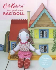 Sew-Your-Own Rag Doll Book, Paperback Book