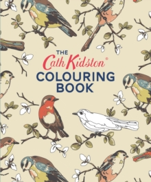 The Cath Kidston Colouring Book, Paperback Book