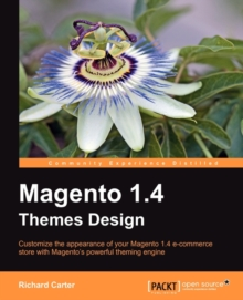 Magento 1.4 Themes Design, Paperback / softback Book