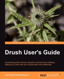 Drush User's Guide, Paperback Book