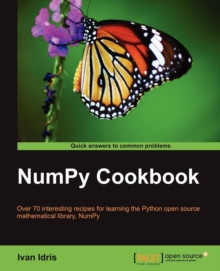 NumPy Cookbook, Paperback / softback Book